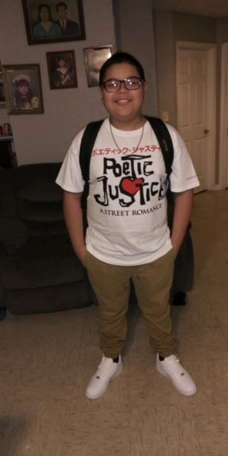 Boae Santos, 13. Photo: Courtesy San Antonio Police Department