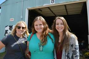 The 77th annual North Haven Fair is a September tradition every year. Fair goers enjoy traditional fair attractions, including exhibitions of vegetables, cattle, woodworking, crafts, rabbits and chickens. For younger visitors, there's a petting zoo, a pie-eating contest, games and more. Were you SEEN at the fair on September 7, 2019?