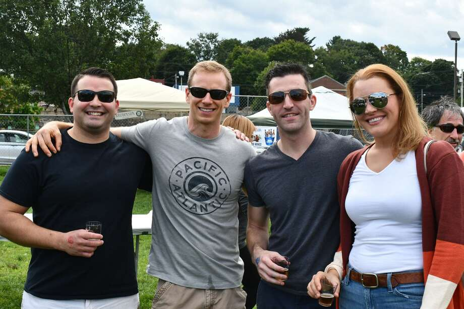 The Derby-Shelton Rotary Club hosted its 7th annual Hoptoberfest 2019 on Saturday, Sept. 7 at the Shelton Riverwalk. Were you SEEN? Photo: Vic Eng / Hearst Connecticut Media Group