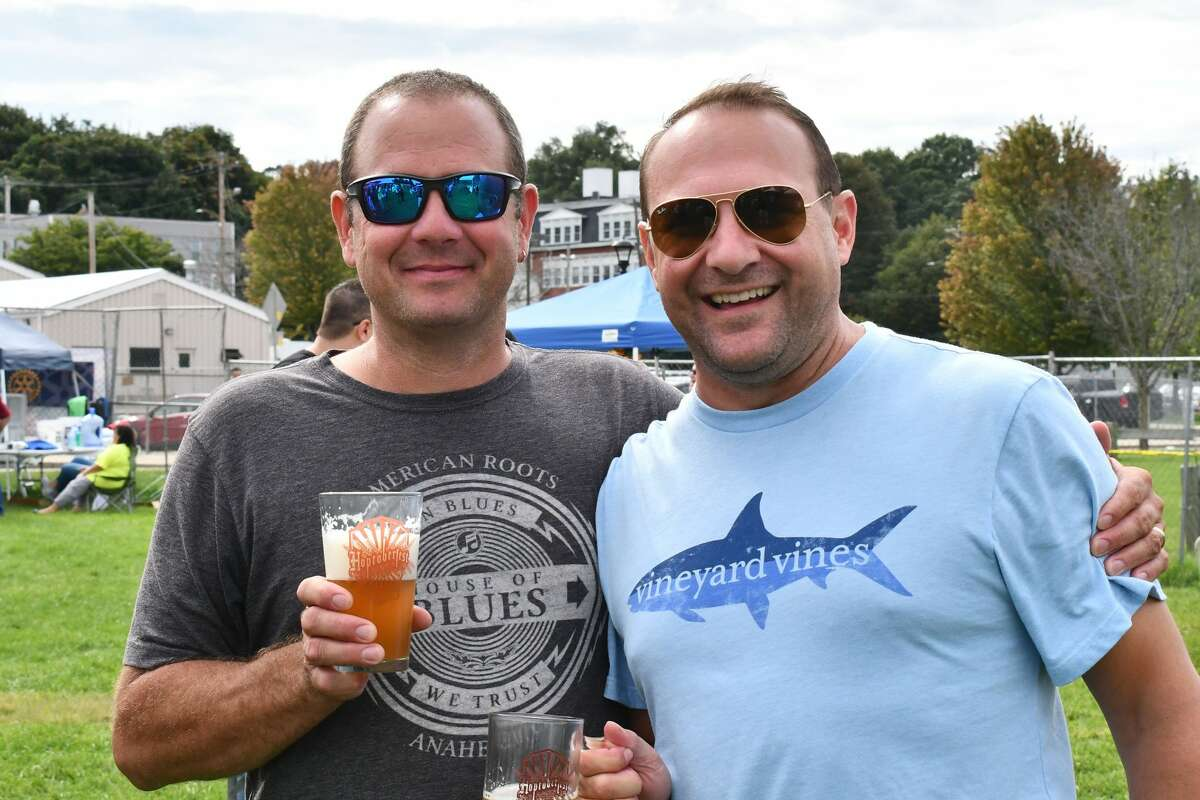 The Derby-Shelton Rotary Club hosted its 7th annual Hoptoberfest 2019 on Saturday, Sept. 7 at the Shelton Riverwalk. Were you SEEN?