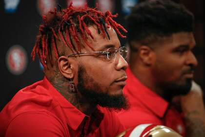 For 49ers' Kwon Alexander, a fresh start doesn't erase pain of tragedy