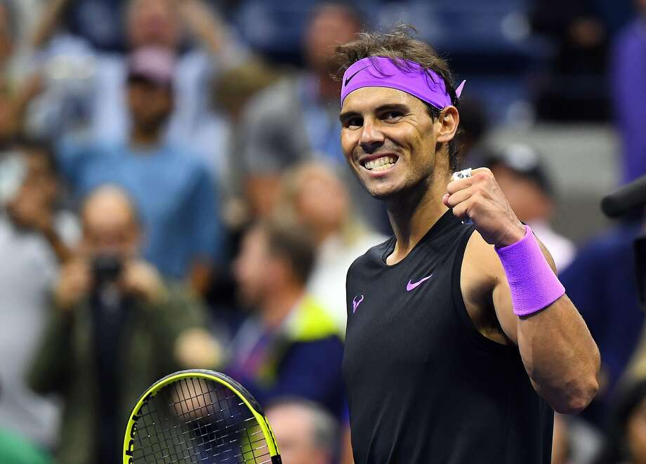 Rafael Nadal is looking for his fourth U.S. Open title and 19th career Grand Slam singles title. Photo: Johannes Eisele / AFP / Getty Images
