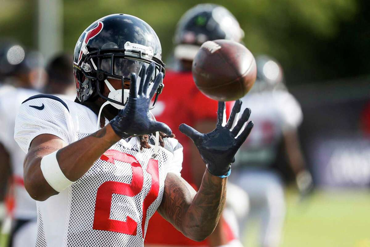 Cornerback Bradley Roby, in his first game with the Texans, will face a tall task against a former Ohio State teammate.