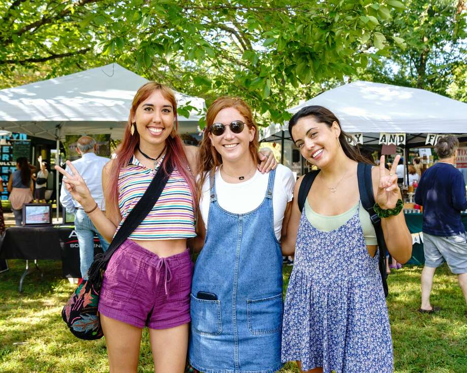 The Connecticut Folk Festival & Green Expo is a full-day celebration held each year in New Haven's Edgerton Park. The event includes music from across the region, food. vendors and the Green Kids Activities area. Were you SEEN on September 7, 2019? Photo: Kaylah Gore