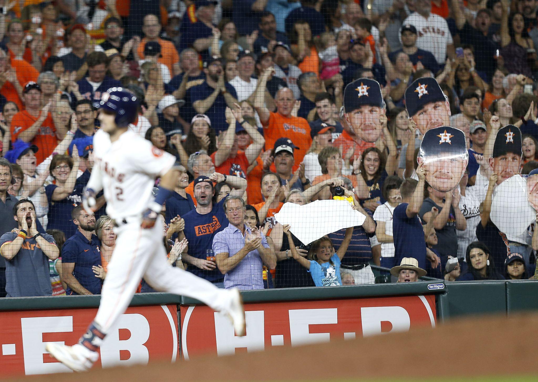 Astros' Alex Bregman nominated for MLB's Roberto Clemente Award