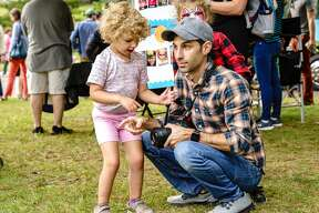 The Connecticut Folk Festival & Green Expo is a full-day celebration held each year in New Haven's Edgerton Park. The event includes music from across the region, food. vendors and the Green Kids Activities area. Were you SEEN on September 7, 2019?