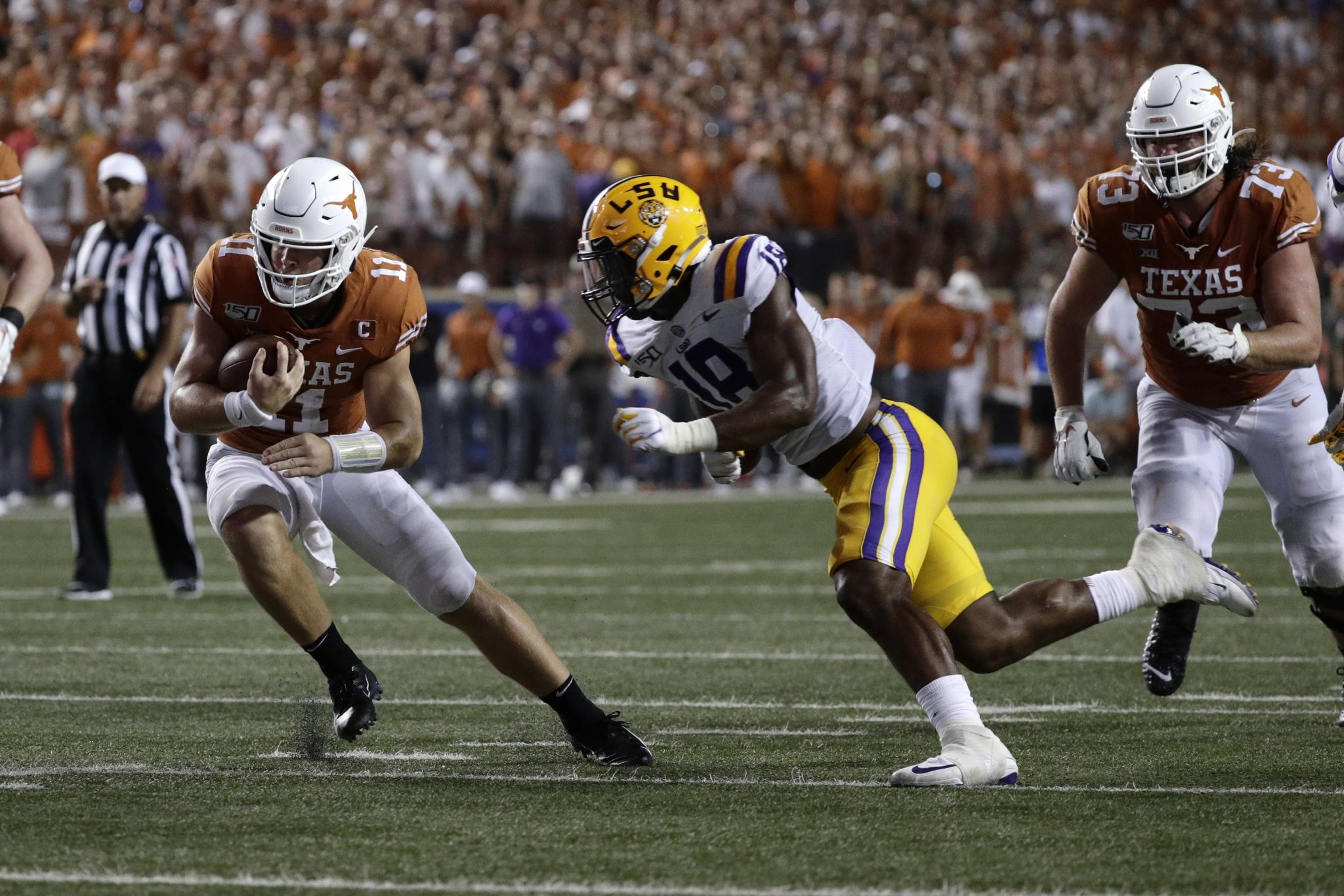 Texas Lsu Football Game May Be In Jeopardy Houstonchronicle Com