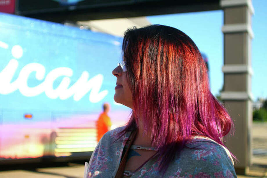 """Hundreds turned out Saturday for """"American Idol"""" auditions in Springfield, including several voices from Jacksonville and surrounding counties. Photo: Rosalind Essig 