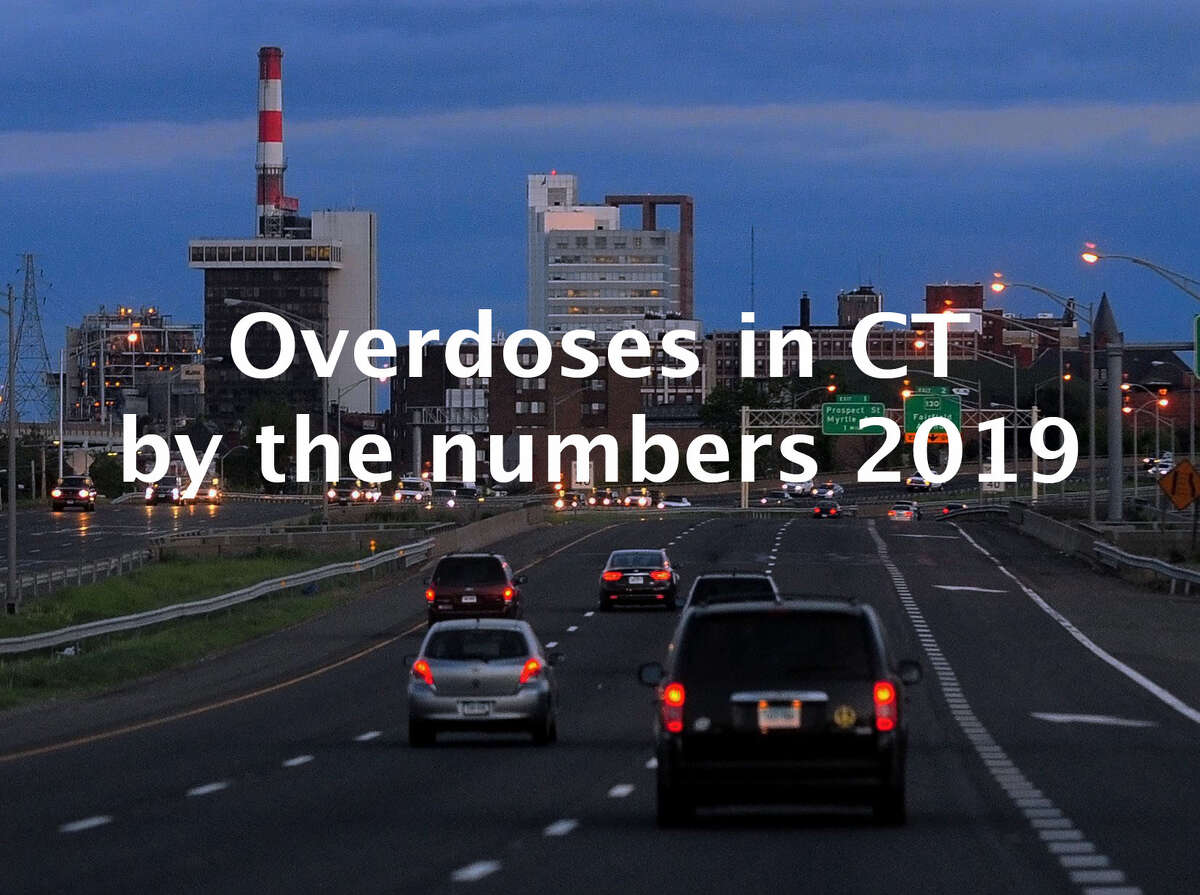 >> Click through the slideshow to see the number of overdoses in CT, broken down by town.   Source: Office of the State's Chief Medical Examiner