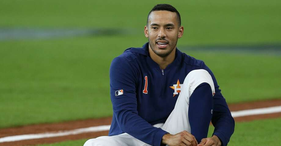 PHOTOS: Astros game-by-game Carlos Correa #1 of the Houston Astros warms up during batting practice before a game against the Seattle Mariners at Minute Maid Park on September 05, 2019 in Houston, Texas. (Photo by Bob Levey/Getty Images) Browse through the photos to see how the Astros have fared in each game this season. Photo: Bob Levey/Getty Images