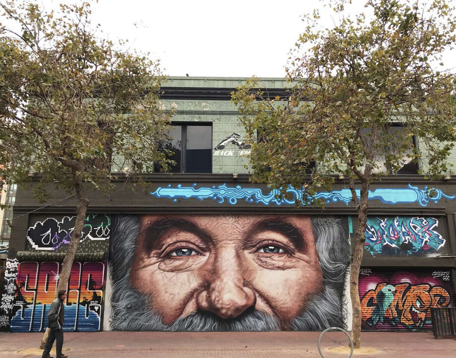 Click through the gallery to explore 25 must-see murals and public art masterpieces in San Francisco and Oakland. Photo: @cobreart Via Instagram