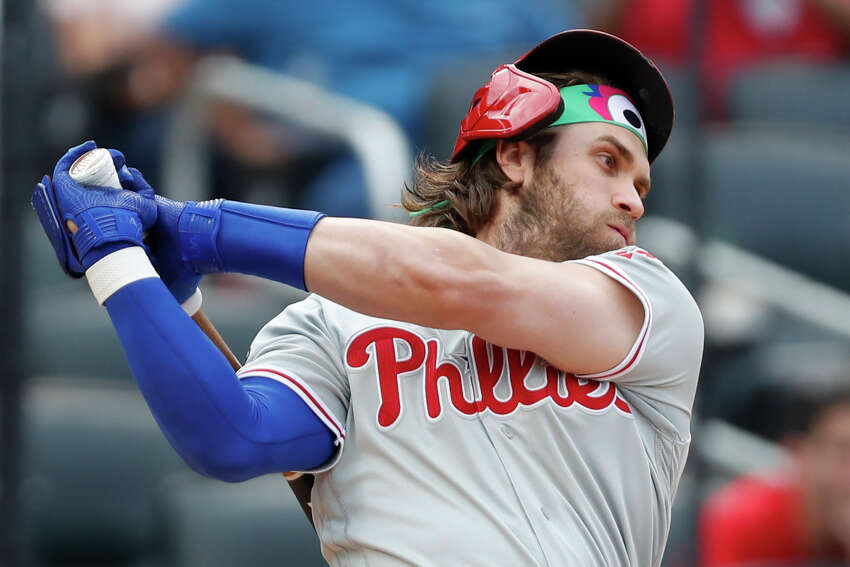 13. (tie) Philadelphia Philies World Series odds: 25 to 1
