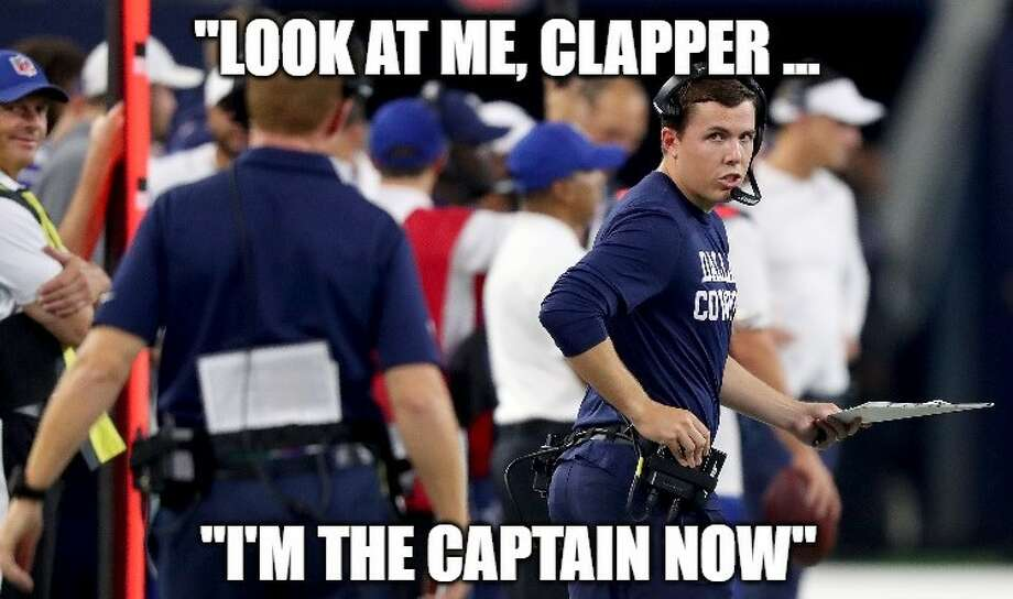 PHOTOS: Best memes from Week 1 of the NFL season Source: Matt Young Browse through the photos above for a look at some of the best memes from the NFL's opening week ... Photo: Twitter.com/Chron_MattYoung