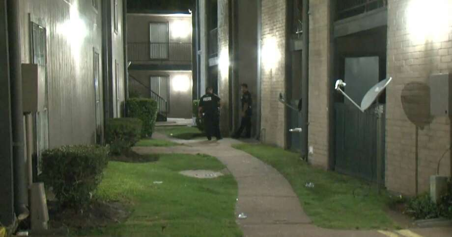 A 14-year-old was shot in the southwest Houston. Photo: OnScene.TV