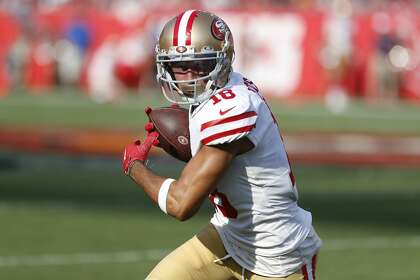49ers' snap counts: Dante Pettis barely played