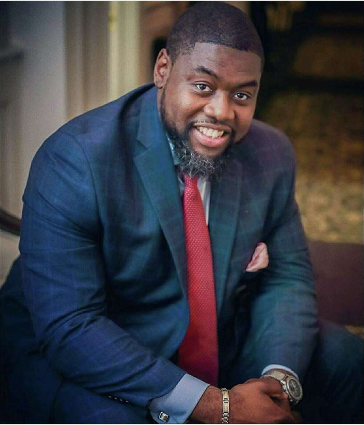 Click through the slideshow for 20 things you don't know about Dexter Davis, a local wedding photographer.