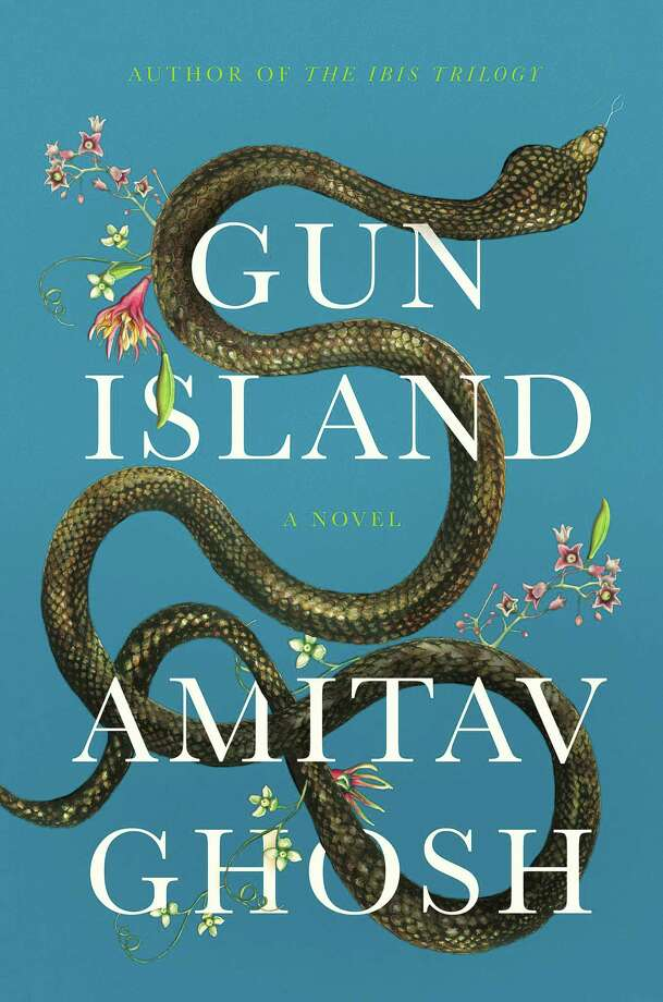 Book World: With 'Gun Island,' Amitav Ghosh turns global