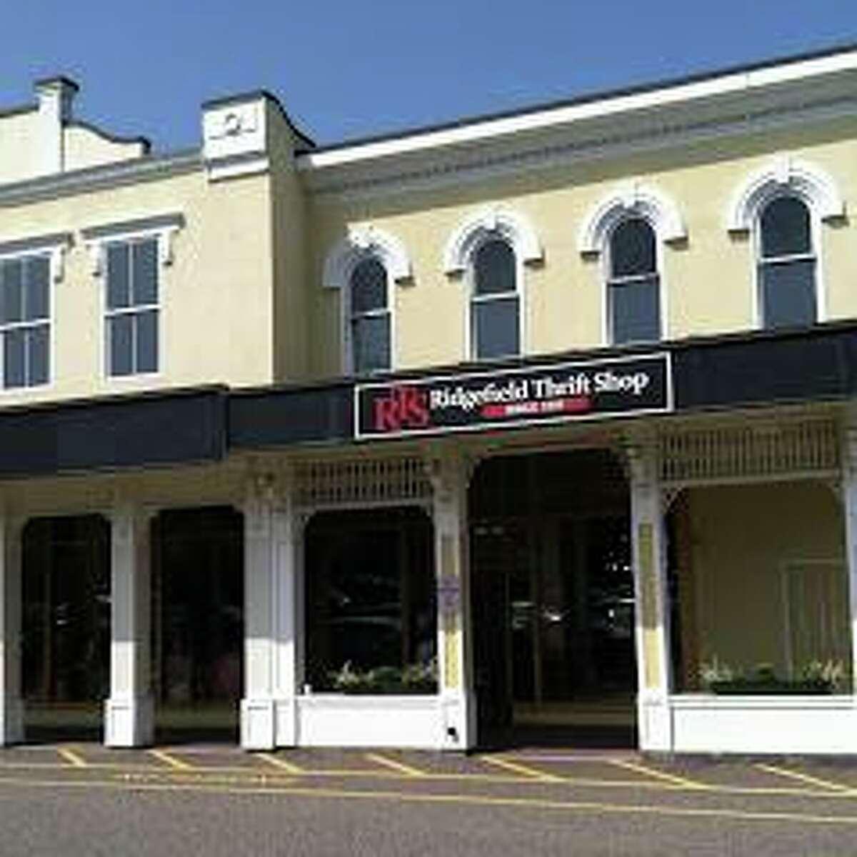 The Ridgefield Thrift Shop