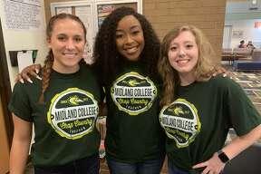 MC: Kearney Moss, Taneekwa Hurdle and Mackenzie McGee