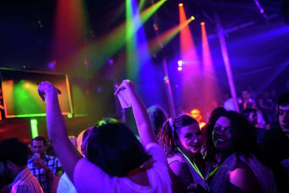 Barbarella Nightclub, 2404 San Jacinto. Photo: Jamaal Ellis,  Houston Chronicle / Contributor / © 2019