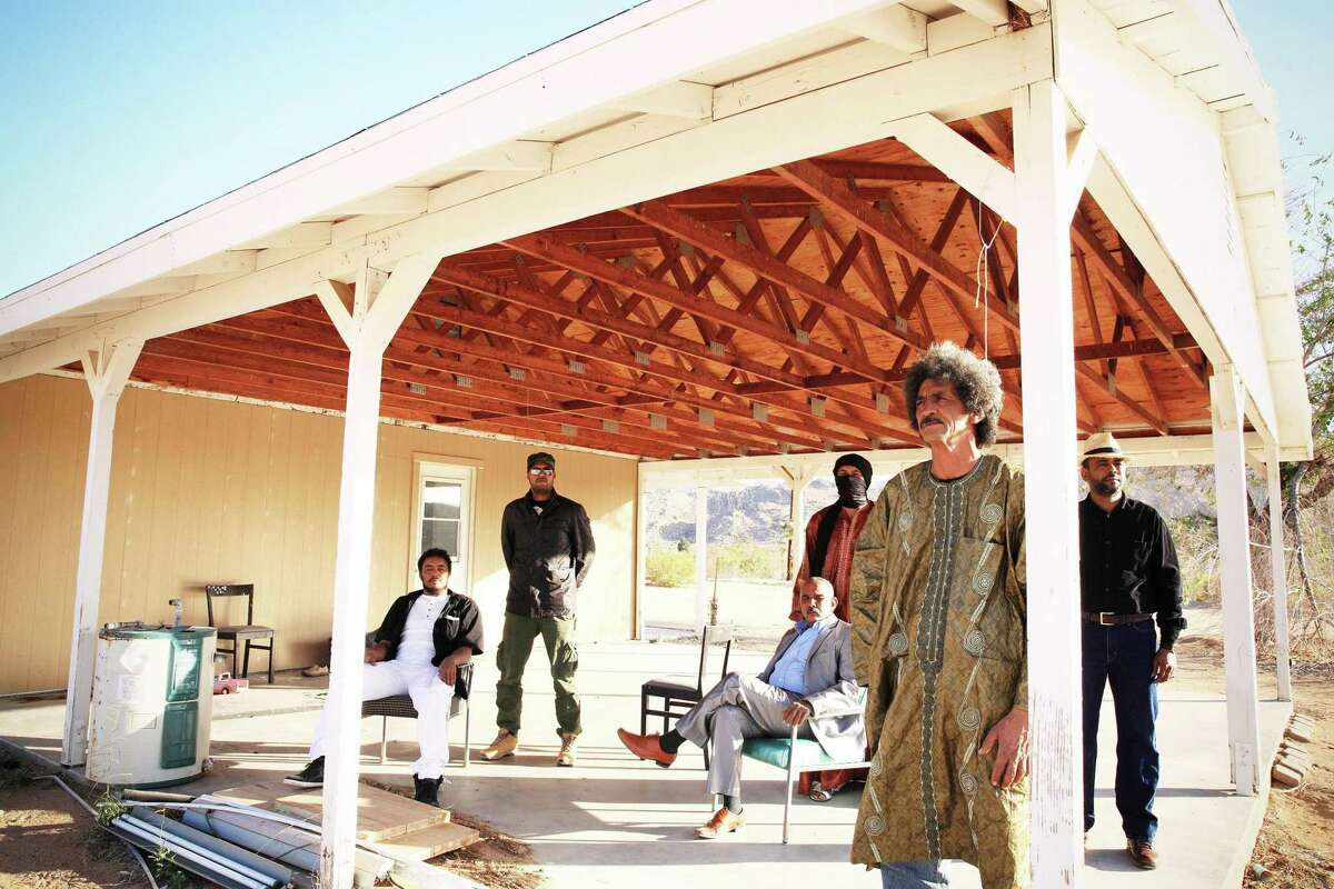 Tinariwen, comprised of musicians from Mali in Africa, will be performing at White Oak Music Hall Sept. 13.