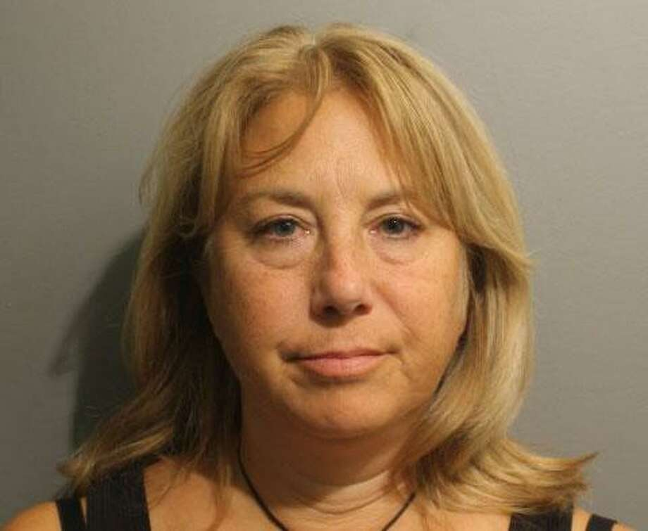 Deborah Finkel, 55, of Redding was arrested by Wilton police for DUI. Photo: Wilton Police Dept. Photo / Wilton Bulletin Contributed