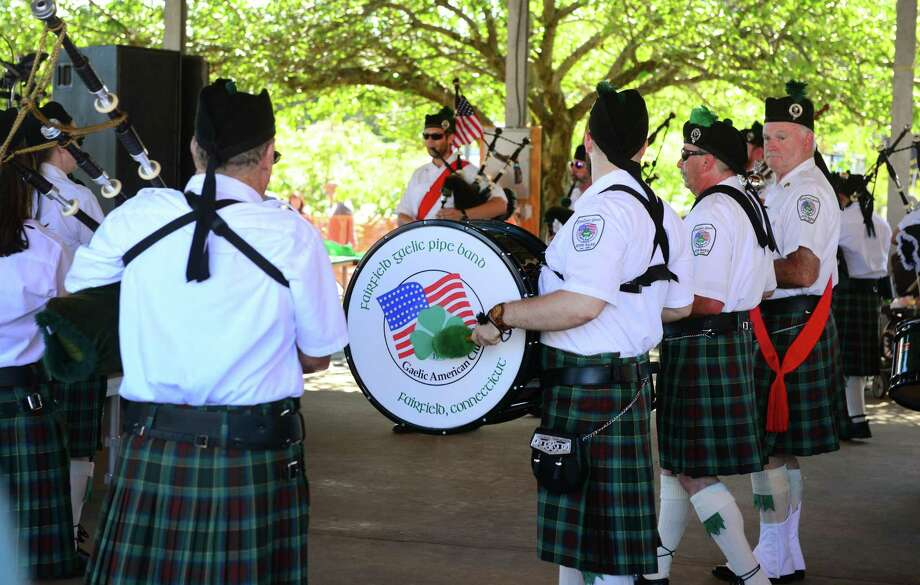 The Milford Irish Festival runs Sept. 13 from 6 to 11 p.m. and Sept. 14 from 11 a.m. to 11 p.m. at the Fowler Pavilion, 1 Shipyard Lane, Milford. The festival will offer Irish cultural activities and programs for children. Tickets are free for children under 12, $5 Friday, $10 Saturday. For more information, visit milfordirish.org. Photo: Christian Abraham / Hearst Connecticut Media / Connecticut Post