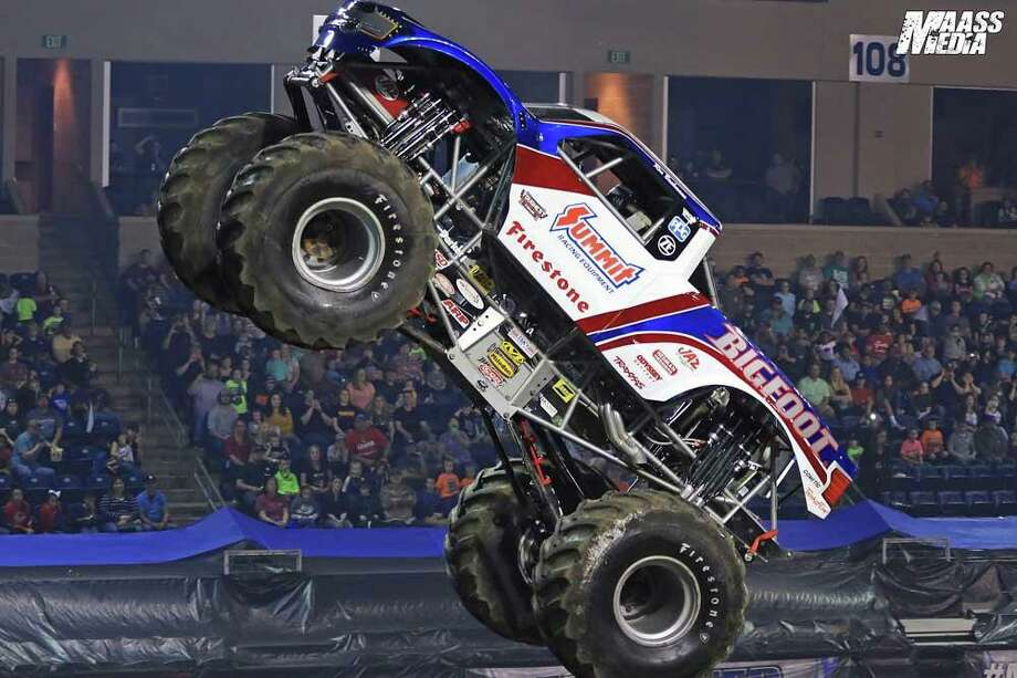 Shriners Monster Truck Spectacular With Inaugural Auto Show Ready To Crush It In Conroe The Courier