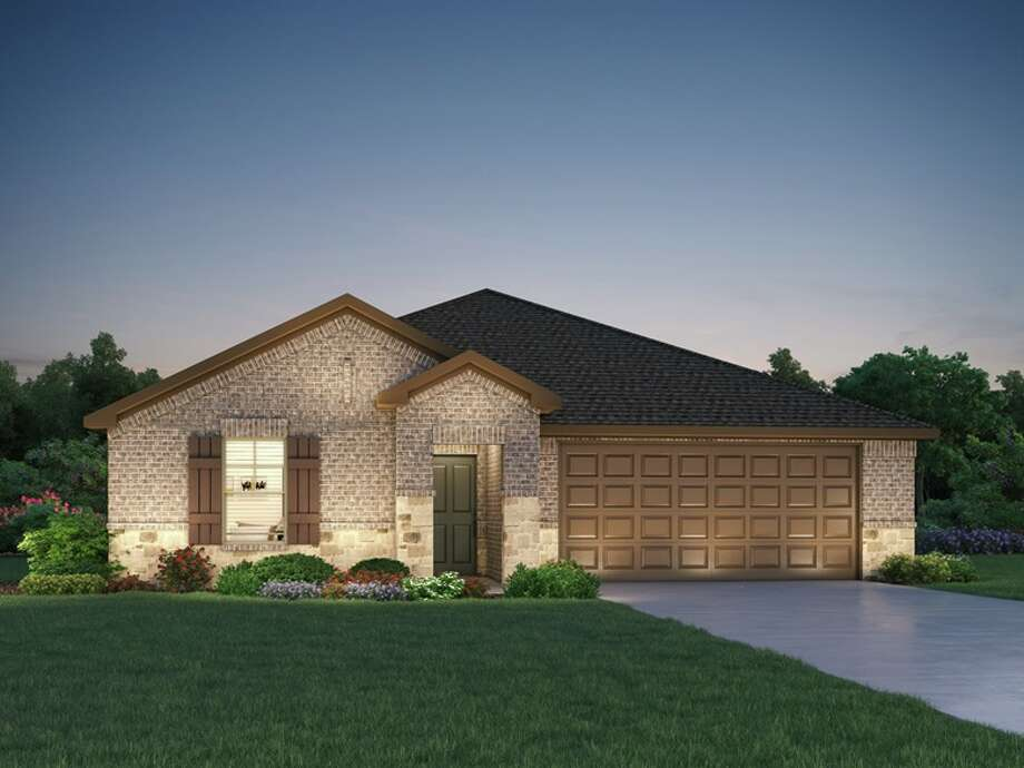 Meritage Homes is now building in Pearland Place. The model home is at 6091 Pearland Place, Pearland. Photo: Meritage Homes