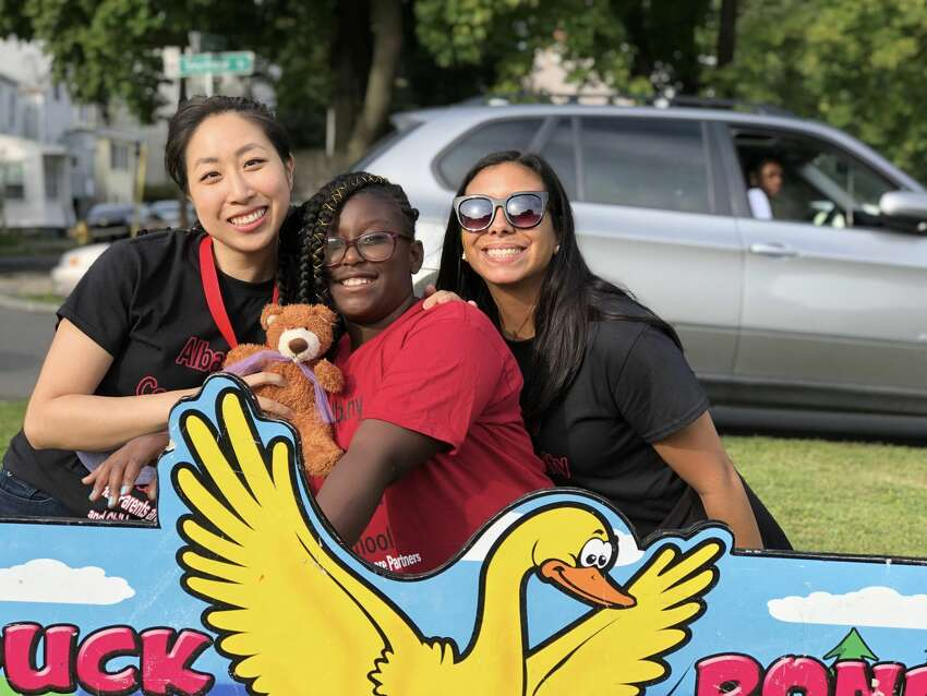 Were you Seen at the Albany Community Charter School Back to School BBQ on Friday, September 6, 2019 at Krank St. Park in Albany?