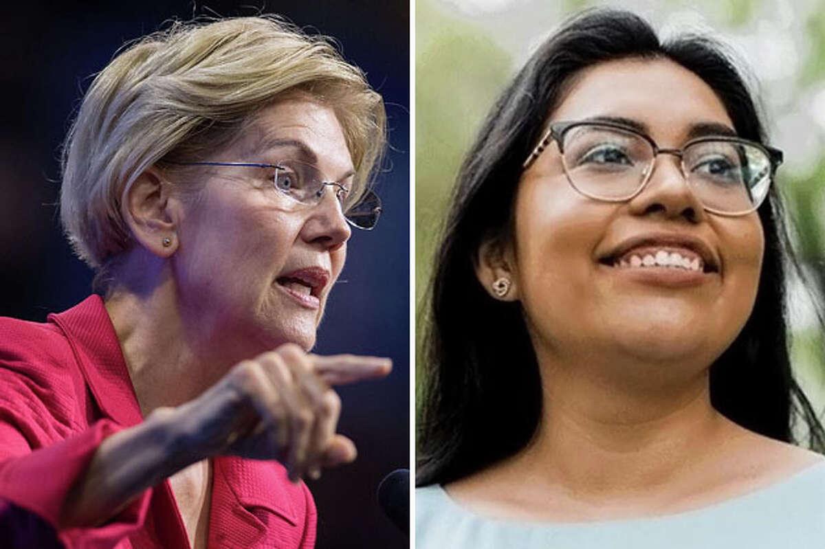 U.S. Senator and Democratic presidential candidate Elizabeth Warren has endorsed Laredo immigration attorney Jessica Cisneros, who will challenge U.S. Rep. Henry Cuellar in the democratic primaries.