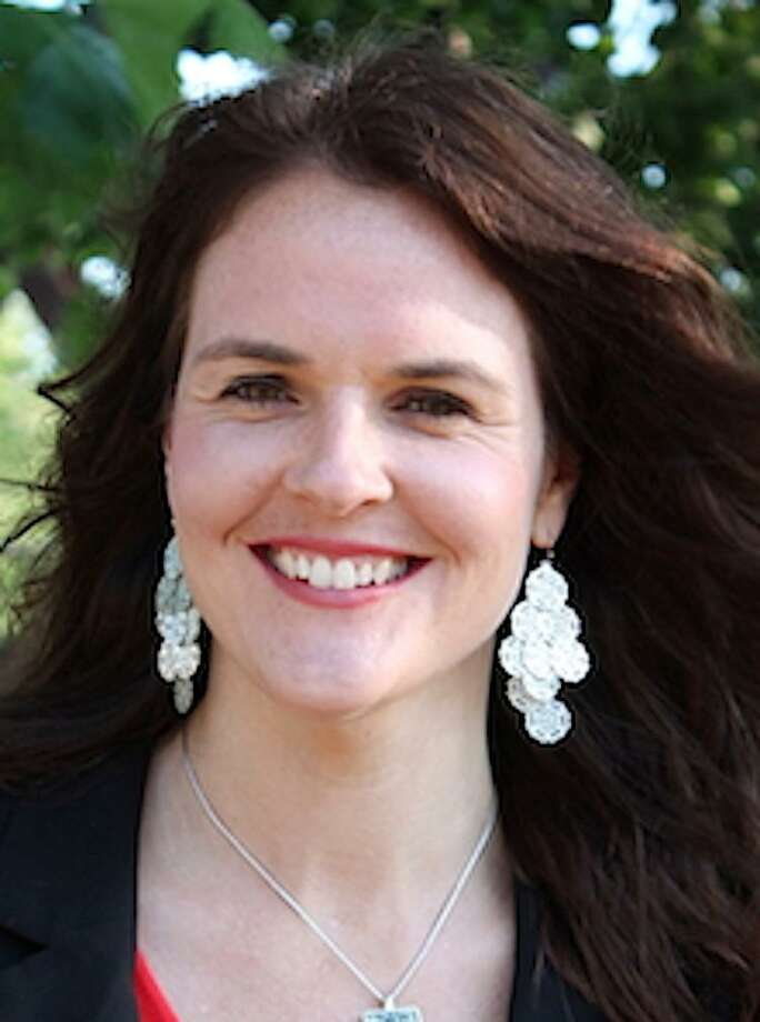 """Author Kathryn P. Haydon will lead a workshop and talk about her tap-your-creativity book, """"Being More Creative (No Matter Where You Work),"""" on September 24 at Byrd's Books in Bethel. Photo: Byrd's Books / Contributed Photo"""