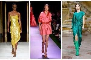 New York Fashion Week Spring 2019/20 looks: Christiana Siriano, Brandon Maxwell and Sies Marjan