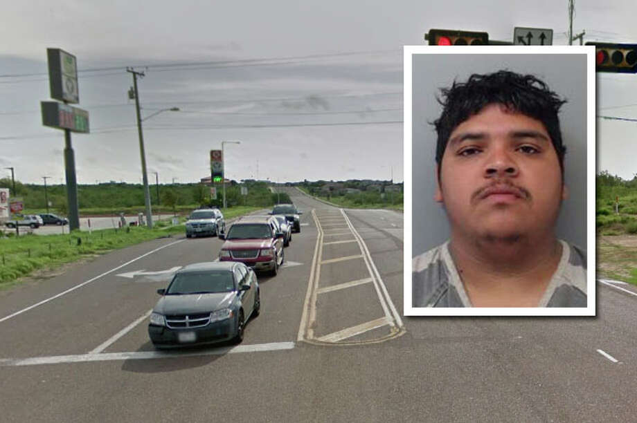 A man was arrested for constantly calling and sending messages to a woman, according to Laredo police. Photo: Courtesy