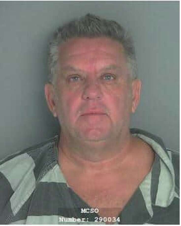 Ronald Leonard Rumpza, 59, of Houston is facing charges for boating while intoxicated. Photo: Courtesy Of The Montgomery County Precinct 1 Constable's Office