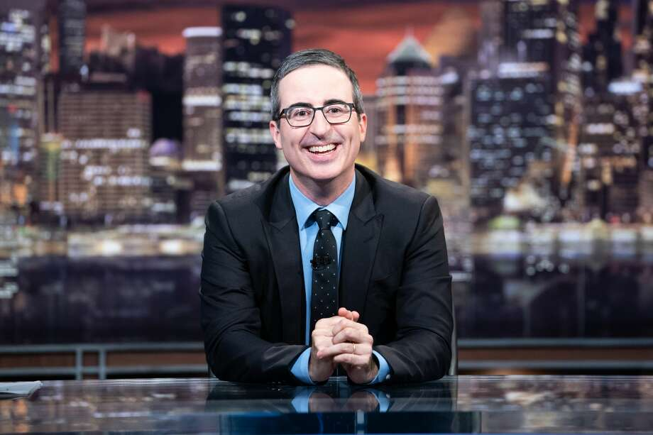 'Last Week Tonight' host John Oliver announces New Year's sets in San Francisco