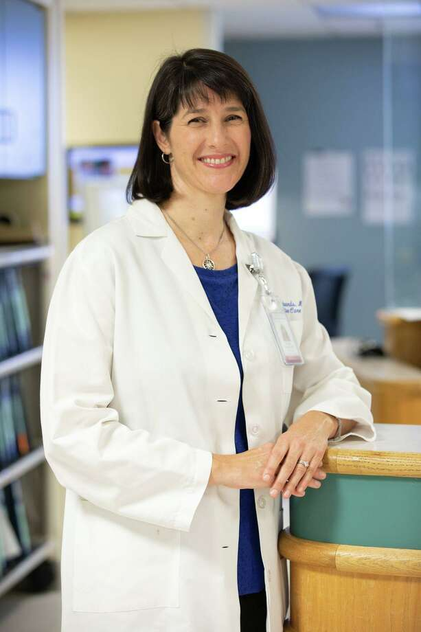 On Sept. 9, 2019, Bridgeport Hospital announced that Dr. Kristin Edwards, of New Canaan had been named its inaugural medical director of physician wellness Photo: Bridgeport Hospital / Contributed