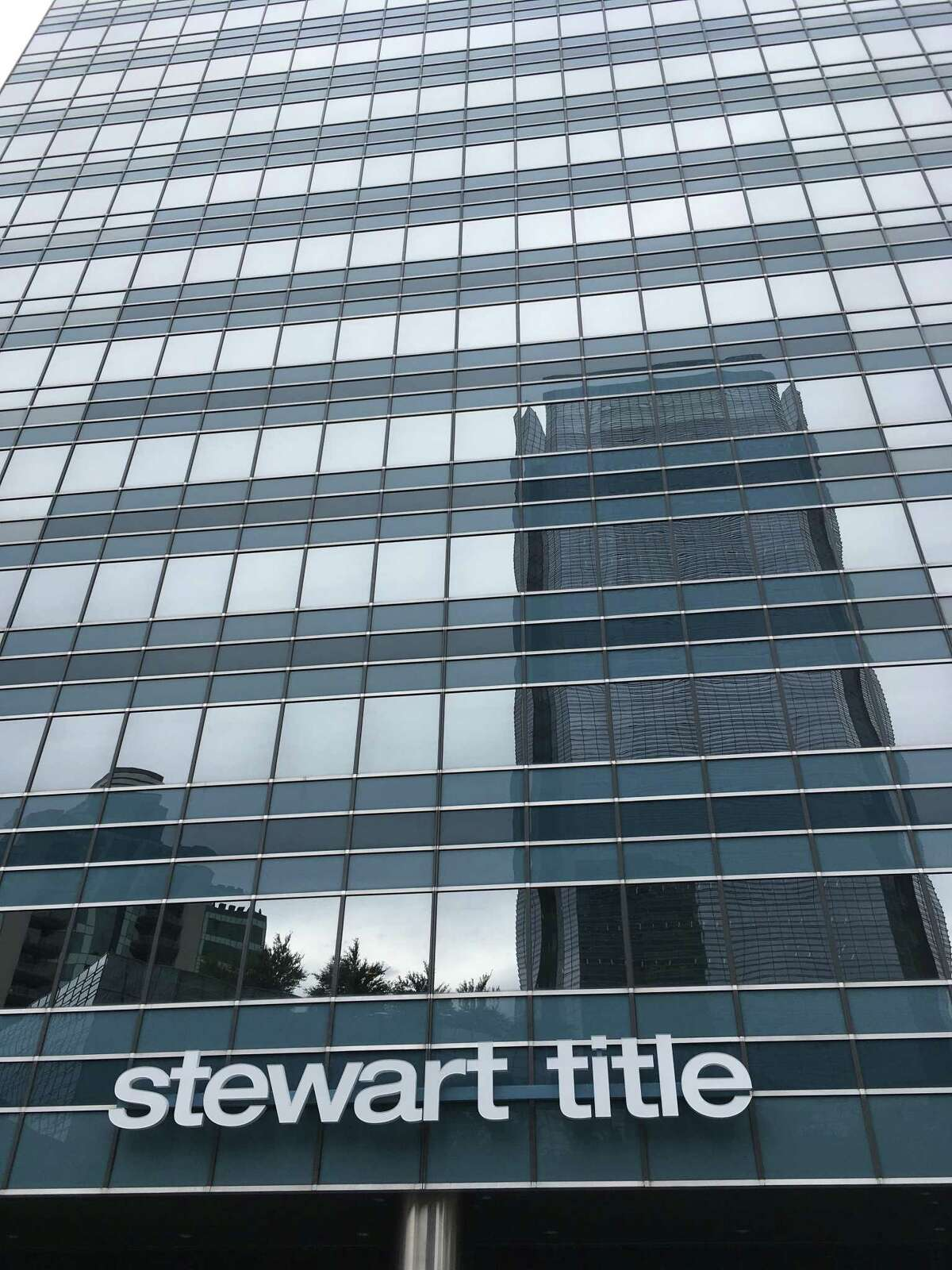 Stewart Title occupies 156,000 square feet on eight floors at 1360 Post Oak Blvd. in Four Oaks Place.