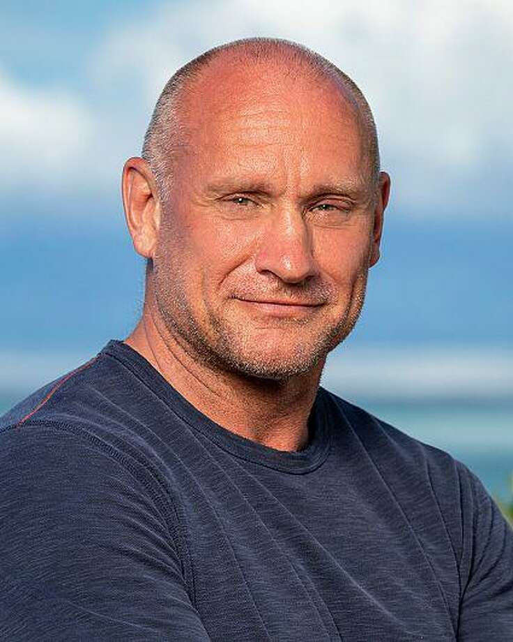 """Greenwich resident Thomas Laidlaw, a former defenseman for the New York  Rangers, will be one of the contestants on the upcoming season of """"The  Survivor."""" Photo: / CBS"""