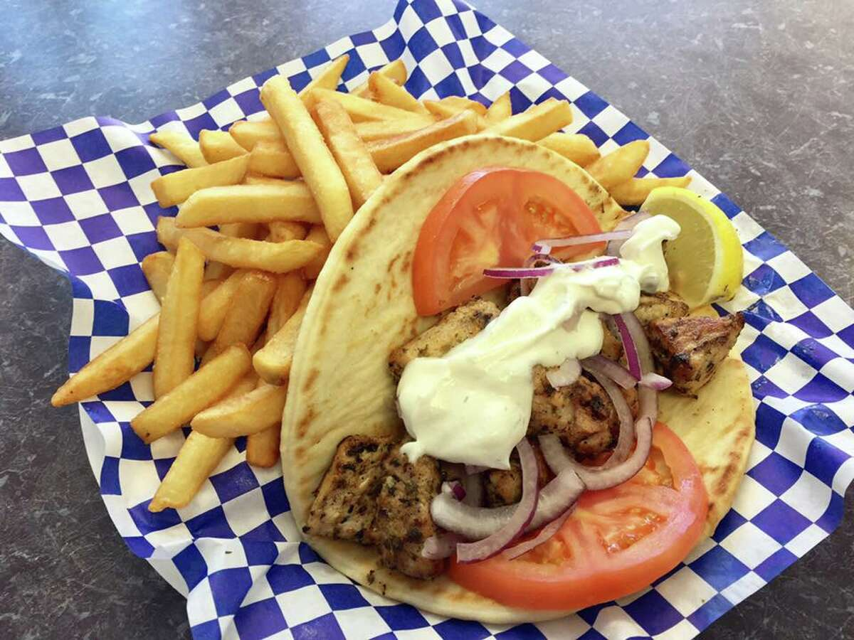 Katy: Pappa Gyros 23255 Kingsland Blvd., Katy Open for dine-in service.