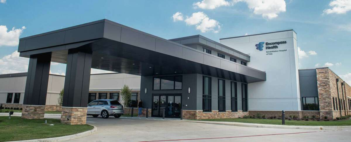Encompass Health Corp. held a Sept. 4 grand-opening celebration for its new, freestanding rehabilitation hospital in Katy.