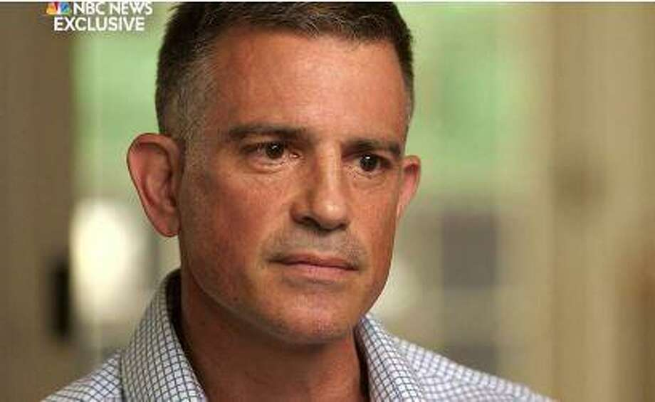 Fotis Dulos, the estranged husband of Jennifer Dulos believes she is still alive. In a preview of the interview with NBC's Dateline, Dulos provided little explanation behind that belief. Photo: NBC