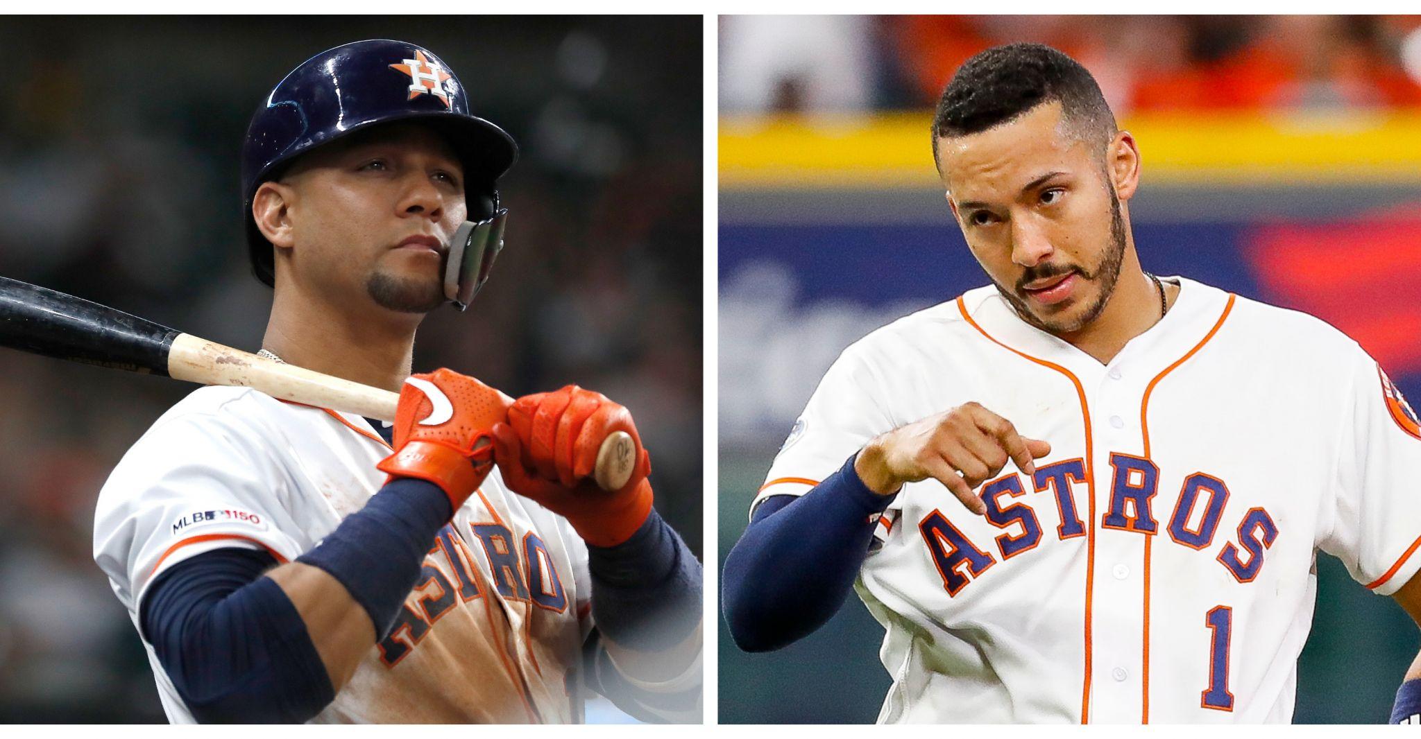 Astros injury report: Updates for Yuli Gurriel, Carlos Correa