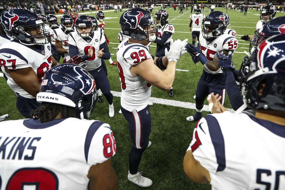 John McClain hands out grades for the Texans during the 2019 season.