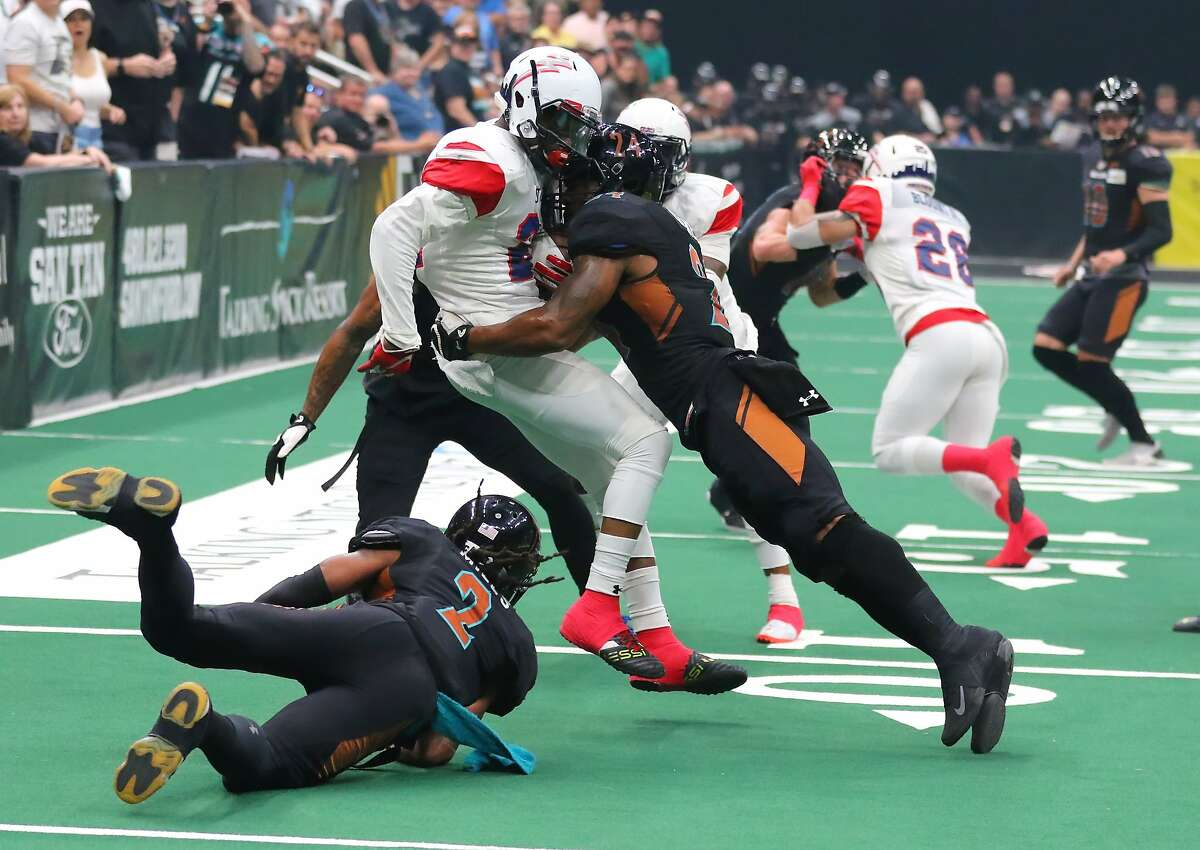 In this season's United Bowl - the Indoor Football League's title game - Sioux Falls handed Arizona its first loss of the season.