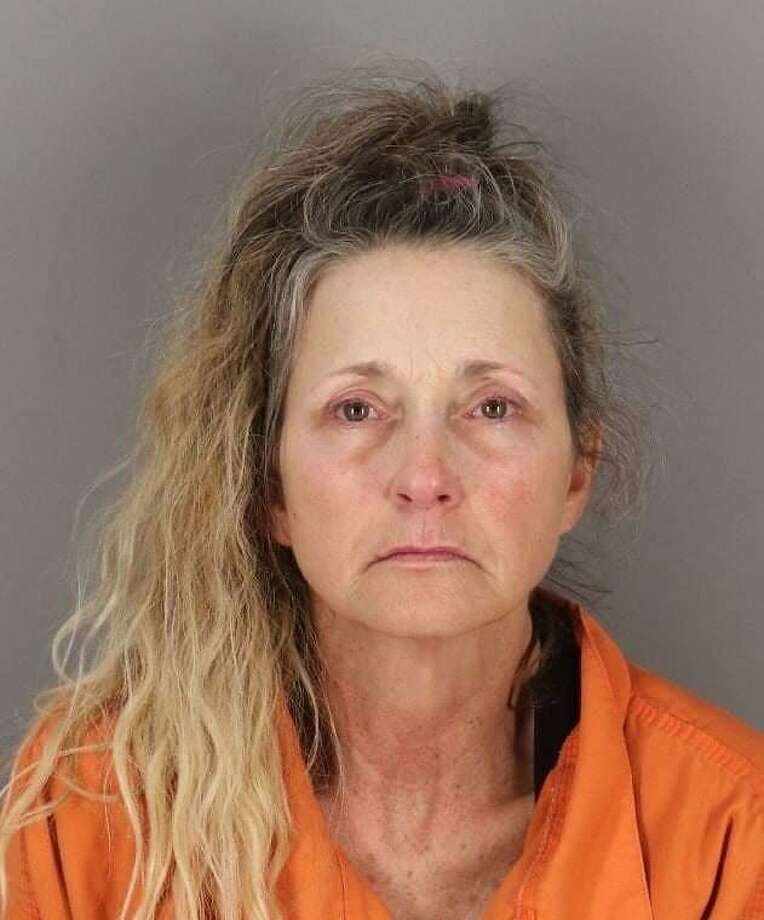 Kelli Diedre Sartin, 53, was charged with murder by the Port Arthur Police Department, on Sept. 9, 2019. Photo: Jefferson County Sheriff's Office