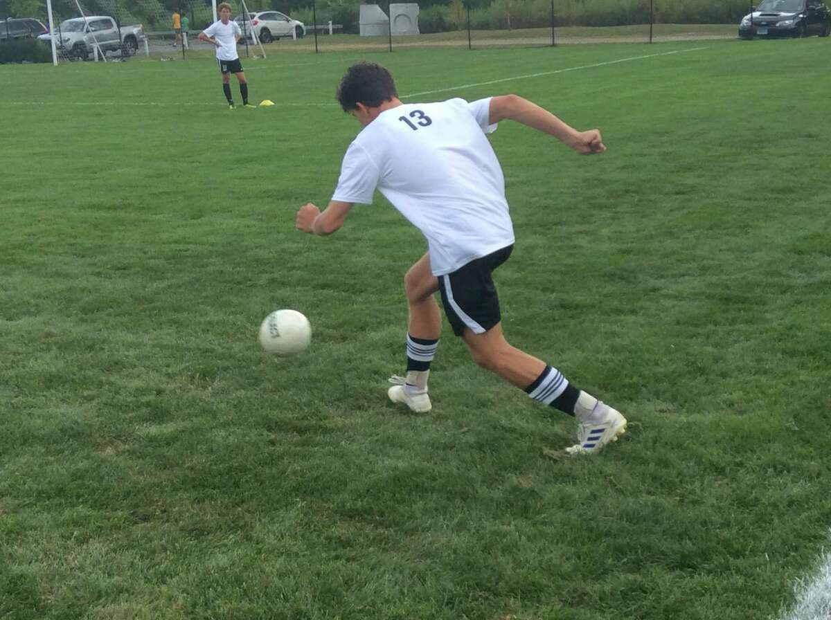 The Brunswick School soccer team opens its season Wednesday against host Choate Rosemary Hall.