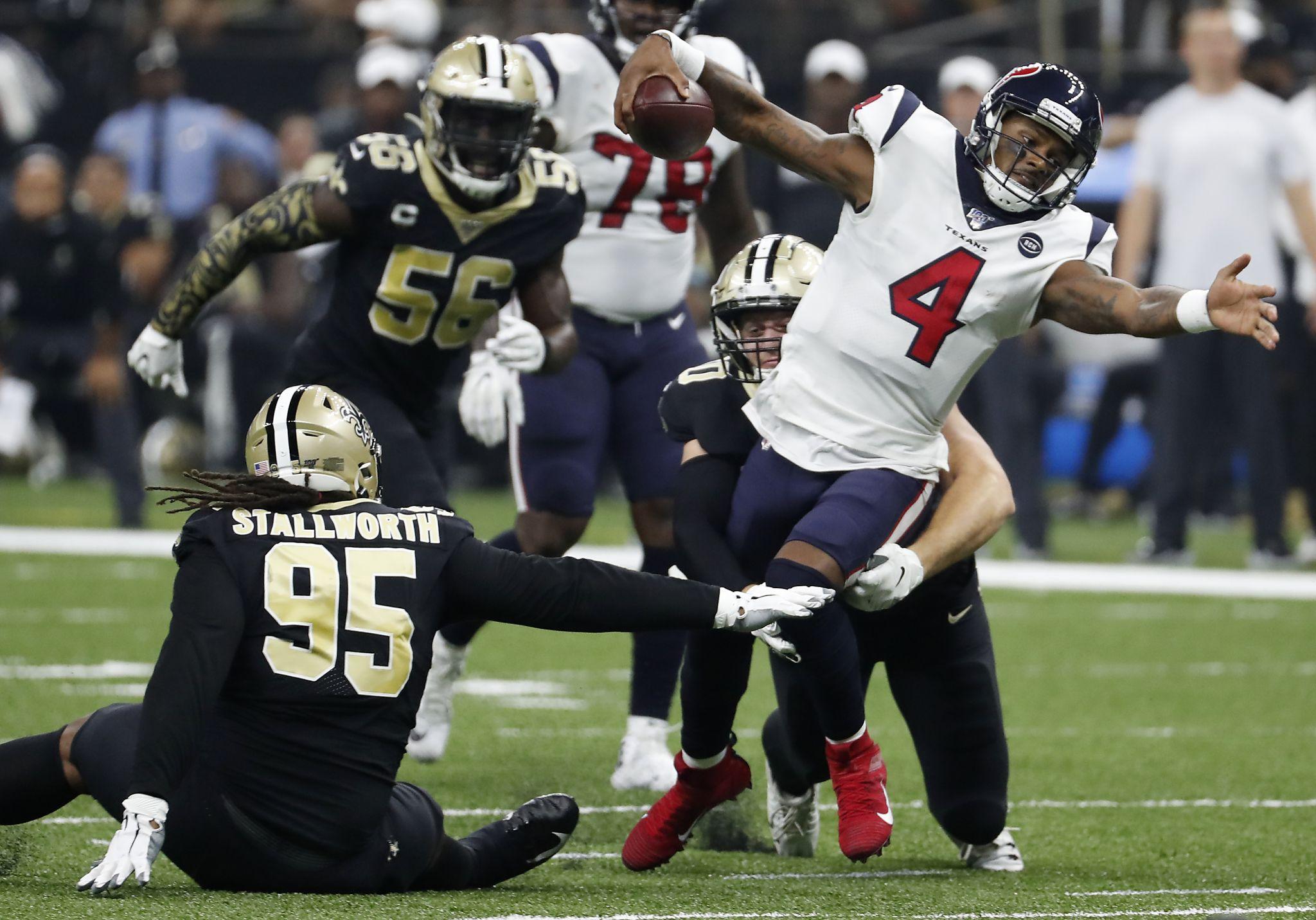 Texans vs. Jaguars: John McClain's keys to victory
