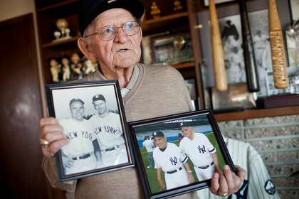 Charlie Silvera, San Francisco native and longtime Yankees backup catcher, dies at 94
