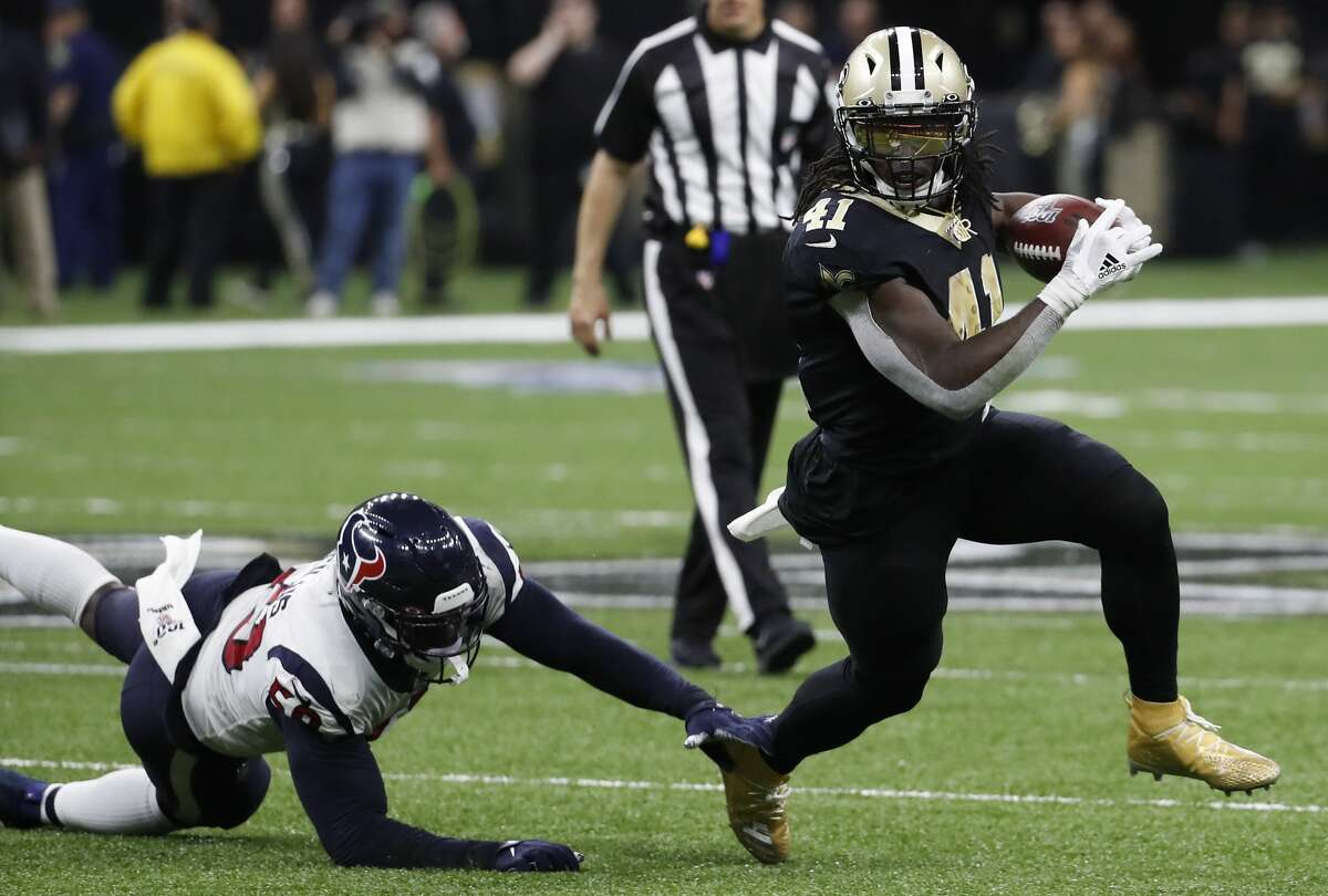 Alvin Kamara has given the Saints terrific value as a third-round pick who emerged into one of the NFL's most dynamic dual-threat running backs.